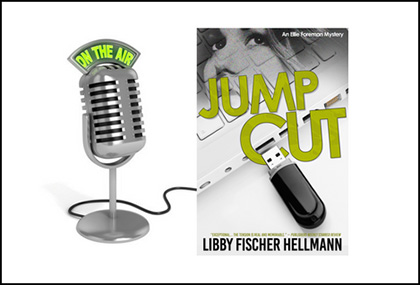 Libby Fischer Hellmann Radio Interview