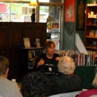 Still talking about publishing at Centuries and Sleuths, May, 2013