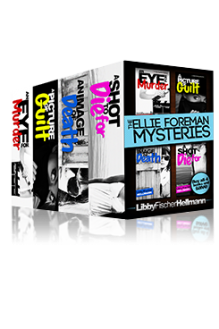 The Ellie Foreman Mysteries - written by best-selling crime US author Libby Fischer Hellmann