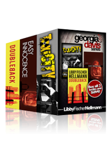 The Georgia Davis Series - written by best-selling crime US author Libby Fischer Hellmann