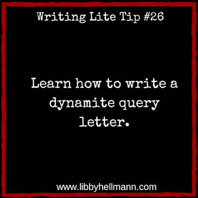 How to write a screenplay query letter