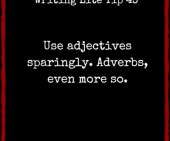 Writing Lite Tip 43