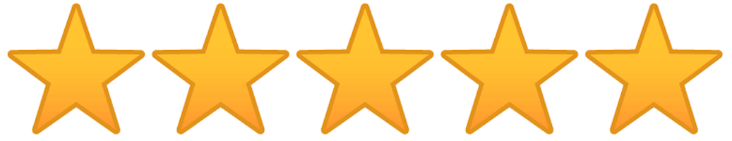 Image result for 5 stars amazon