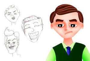 Character-Development-Illustration-Dick