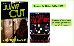 Pre-order for 99¢ And Get Eye FREE!