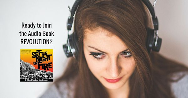 Ready to join the audio book revolution?