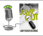 Libby Hellmann discussed the backstory of her latest novel Jump Cut