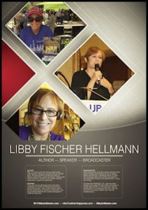 Libby Fischer Hellmann Author Sheet