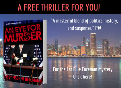 A Free Thriller For You!