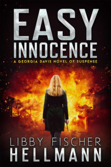 Easy Innocence - written by best-selling crime US author Libby Fischer Hellmann