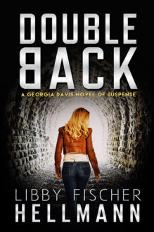 Doubleback - written by best-selling crime US author Libby Fischer Hellmann